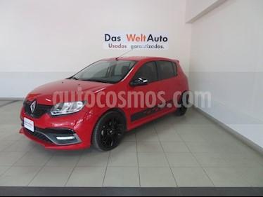 Foto venta Auto Seminuevo Renault Sandero R.S. 2.0L (2017) color Rojo Vivo