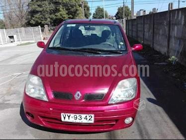 Renault Scenic 1.6 Authentique  usado (2003) color Rojo precio $2.450.000