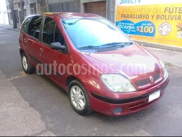 Foto venta Auto usado Renault Scenic 1.9 TD RT Plus (2002) color Bordo Pontevecchio precio $120.000