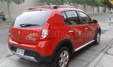 Renault Stepway 1.6L usado (2012) color Rojo precio u$s8,500