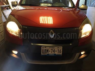 Foto venta Auto Seminuevo Renault Stepway Dynamique (2012) color Rojo Fuego precio $115,000