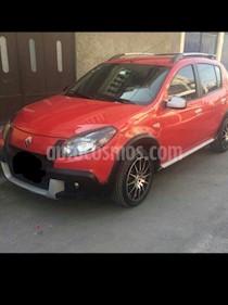 Foto venta Auto usado Renault Stepway Dynamique (2013) color Rojo precio $91,000