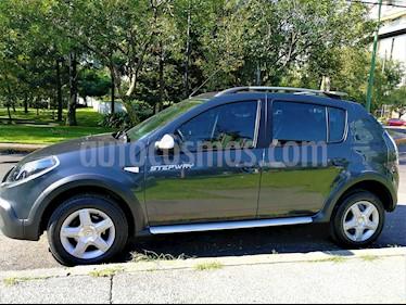 Foto venta Auto usado Renault Stepway Dynamique (2014) color Gris Cometa precio $125,000