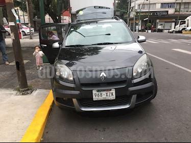 Foto venta Auto usado Renault Stepway Dynamique (2012) color Negro precio $110,000