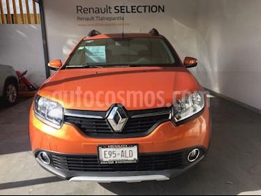 Foto venta Auto Seminuevo Renault Stepway Dynamique (2017) color Naranja precio $200,000