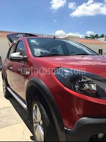 Foto venta Auto usado Renault Stepway Dynamique (2012) color Rojo Fuego precio $118,000