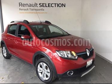 Foto venta Auto Seminuevo Renault Stepway Dynamique (2017) color Rouge precio $200,000
