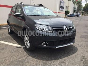 Foto venta Auto Seminuevo Renault Stepway Dynamique (2017) color Gris precio $170,000
