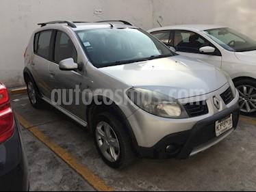 Foto venta Auto usado Renault Stepway Dynamique (2010) color Plata precio $89,000