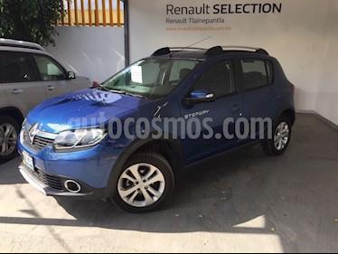 Foto venta Auto Seminuevo Renault Stepway Intens (2018) color Azul precio $215,000