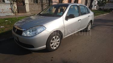 Foto venta Auto usado Renault Symbol 1.6 Authentique (2010) color Gris Plata  precio $3.790.000