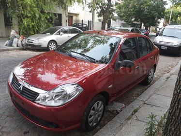 Foto venta Auto Usado Renault Symbol 1.6 Confort (2010) color Bordo precio $125.000