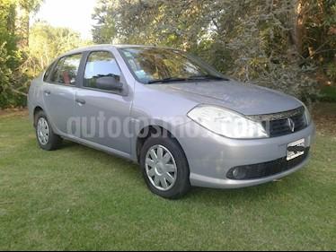 Foto venta Auto usado Renault Symbol 1.6 Confort (2009) color Gris precio $165.000