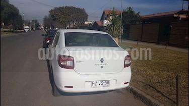 Renault Symbol 1.6 Expression usado (2016) color Blanco Glaciar precio $5.000.000