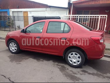 Renault Symbol 1.6 Expression usado (2016) color Rojo precio $5.200.000