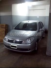 Foto venta Auto usado Renault Symbol 1.6 Luxe (2011) color Gris Estrella precio $170.000