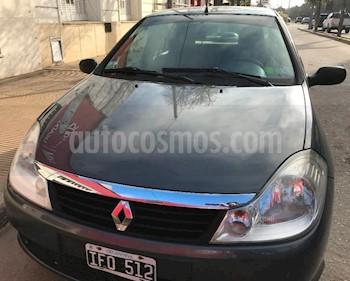 Foto venta Auto usado Renault Symbol 1.6 Pack (2009) color Gris Oscuro precio $139.000