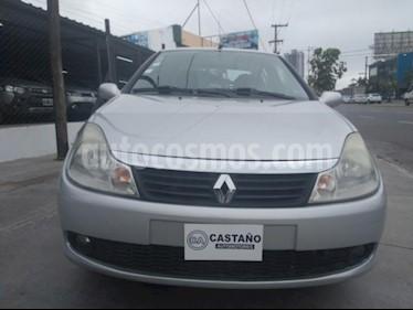 Foto venta Auto Usado Renault Symbol 1.6 Pack (2010) color Gris Claro precio $175.000