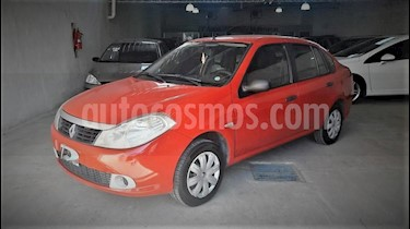 Foto venta Auto Usado Renault Symbol 1.6 Pack (2009) color Rojo precio $149.000