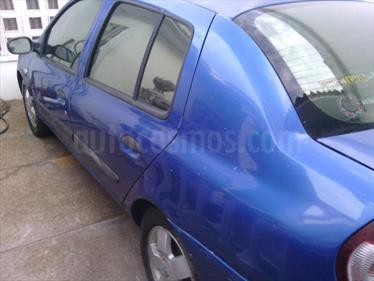 Foto venta carro usado Renault Symbol 1.6L Aut (2010) color Azul precio u$s4.000