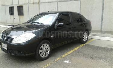 Renault Symbol Alize 1.6L usado (2011) color Negro precio u$s3.000