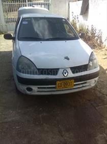Foto venta carro usado Renault Symbol Sinc. (2008) color Blanco precio u$s1.600