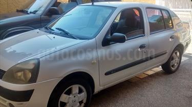 Foto venta carro usado Renault Symbol Sinc. (2007) color Blanco precio u$s2.200