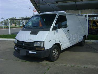 Foto venta Auto Usado Renault Trafic Furgon Corto 1.9 Diesel (1993) color Blanco precio $70.000