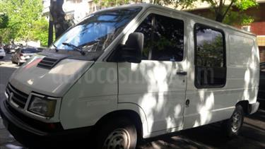 Foto venta Auto Usado Renault Trafic Furgon Largo 1.9 Diesel (2003) color Blanco precio $170.000