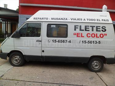 Foto venta Auto Usado Renault Trafic Ta12 Furgon Larga (1993) color Blanco precio $100.000