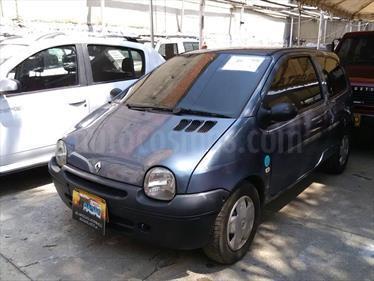 foto Renault Twingo  1.1 Access Mec 3P usado (2008) color Azul Gris precio $14.500.000