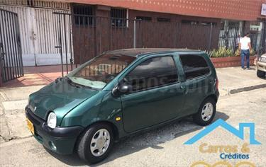 Renault Twingo  Acces usado (2002) color Verde precio $9.500.000