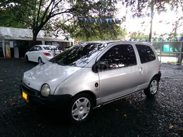 Renault Twingo  Autentique usado (2006) color Gris precio $12.500.000