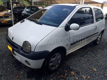 Foto venta Carro Usado Renault Twingo  Dynamique (2005) color Blanco precio $12.800.000