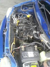 Foto venta carro usado Renault Twingo Free A-A (2005) color Azul precio BoF40.000.000