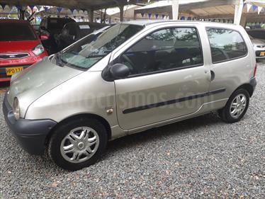 Renault Twingo  twingo usado (2008) color Gris precio $13.800.000