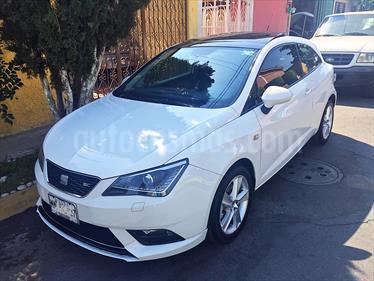 Foto venta Auto Usado SEAT Ibiza Coupe Style 2.0L Plus  (2013) color Blanco precio $148,500