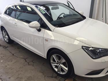 Foto venta Auto Usado SEAT Ibiza Coupe Style 2.0L Plus  (2013) color Blanco Nieve precio $148,000