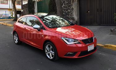 Foto venta Auto Usado SEAT Ibiza Coupe Style 2.0L Plus  (2013) color Rojo Emocion precio $143,500