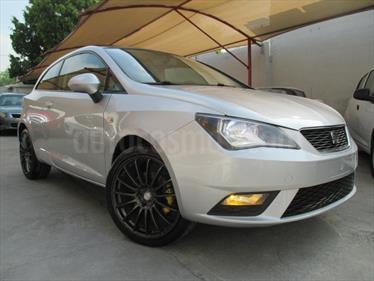 Foto venta Auto Usado SEAT Ibiza Coupe Style 2.0L   (2013) color Plata precio $129,500
