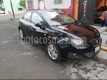 Foto venta Auto usado SEAT Ibiza 10 anos 5P  (2012) color Negro Magico precio $112,900