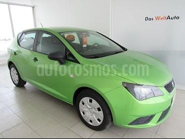 Foto venta Auto Seminuevo SEAT Ibiza 2.0L Reference 5P  (2015) color Verde precio $160,000