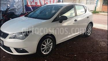 Foto venta Auto Seminuevo SEAT Ibiza 2.0L Reference 5P  (2013) color Blanco Candy precio $115,000