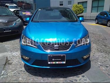 Foto venta Auto Usado SEAT Ibiza Blitz 1.6L 5P (2016) color Azul Alor precio $200,000