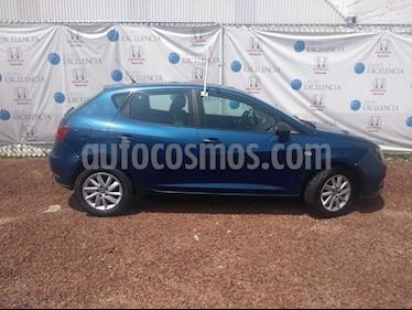 Foto venta Auto Seminuevo SEAT Ibiza Blitz 1.6L 5P (2016) color Azul Apolo precio $178,000