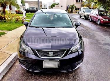 Foto venta Auto Seminuevo SEAT Ibiza Blitz 2.0L 5P  (2014) color Negro Universal precio $105,000