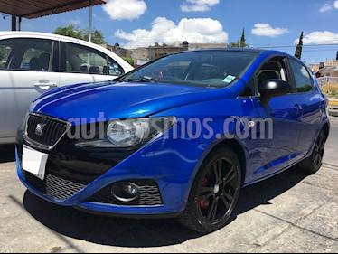 Foto venta Auto usado SEAT Ibiza Blitz 2.0L 5P  (2010) color Azul Apolo precio $110,000