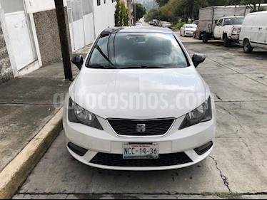 Foto venta Auto usado SEAT Ibiza Blitz 2.0L 5P  (2013) color Blanco precio $120,000