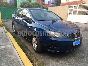 Foto venta Auto usado SEAT Ibiza Blitz 2.0L 5P  (2013) color Azul Apolo precio $125,000