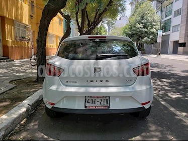 Foto venta Auto usado SEAT Ibiza Blitz 3P  (2015) color Blanco precio $160,000
